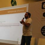 Ismael el-Qudsi attends FOA Mexico to talk about online influence
