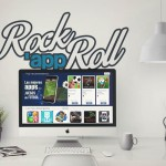 RockAppRoll, the first social network to download apps