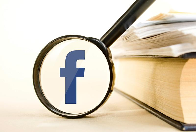 buscador de Facebook