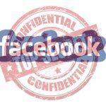 Esto es lo que deberías ocultar a Facebook