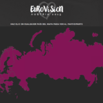 Eurovision and social TV (Infographics)
