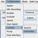 Extracting customized content with regular expressions on Screaming Frog