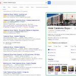 Search results: knowledge graph