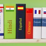Translation or internationalisation of a web