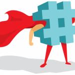 Uso de hashtags, cuándo sí y cuándo no