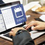 Agenda de eventos de marketing digital de julio